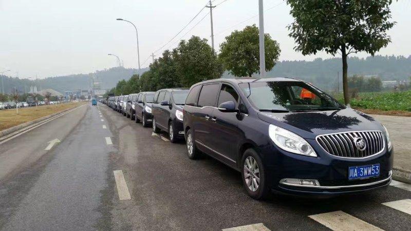 成都租车:自驾费用多少钱一天