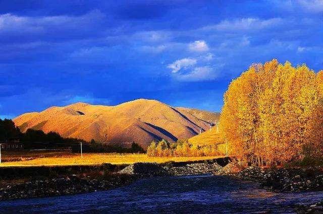 318川藏线租车自驾游几月去是最适合的